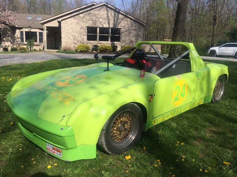 914 Race Car For Sale