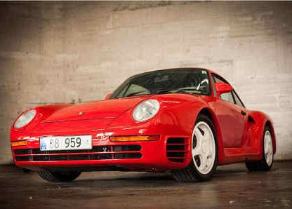 2016 Porsche Monaco Classic Auction Results