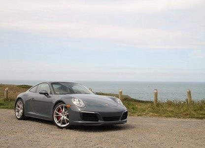 2017 Porsche 911 Carrera Review: Turbocharged, The New Normal