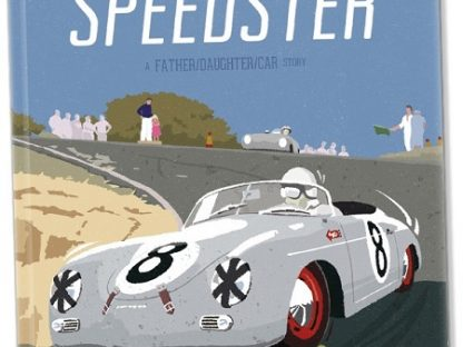 Check Out This Porsche-Themed Kid's Book!