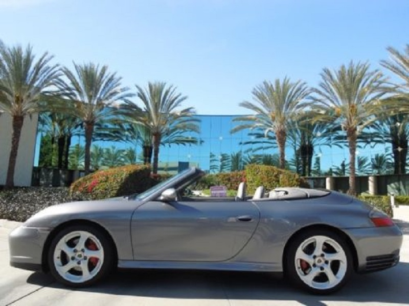 C4S Cabriolet For Sale