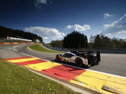 Porsche's Pictures, Video and Results from the 6-Hours of Spa