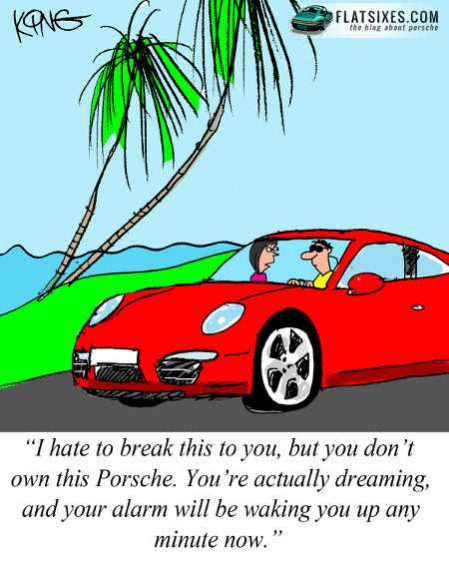 Porsche Cartoon week 3 featured