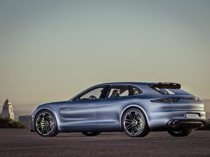 OMG! It's Really True. The Panamera Wagon Is Coming to the U.S.
