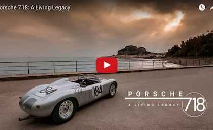 From One Living Legend To Another: Derek Bell on the Porsche 718
