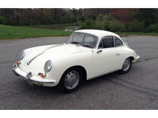 Porsche 356 C for sale on ebay