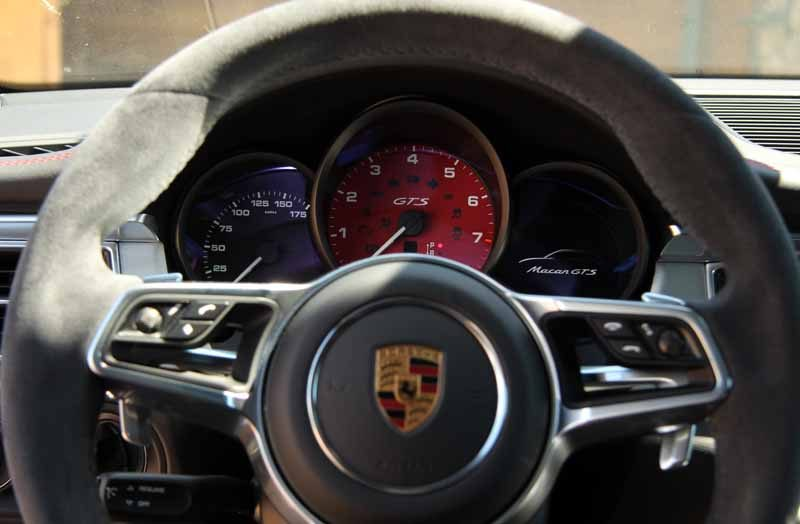 Porsche Macan Gts Interior >> 10 Things We Learned About The New Porsche Macan Gts Flatsixes