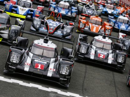 "Porsche's LMP1 Results From the Le Mans ""Pre-Test"""