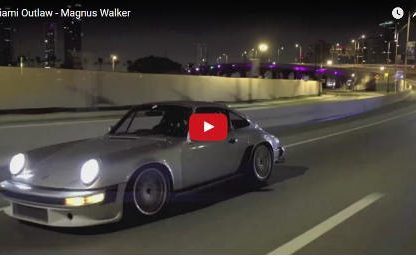 Magnus Walker; Miami Outlaw