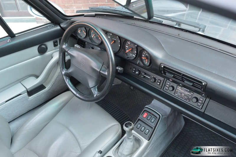 porsche classic navigation radio installed6-wm
