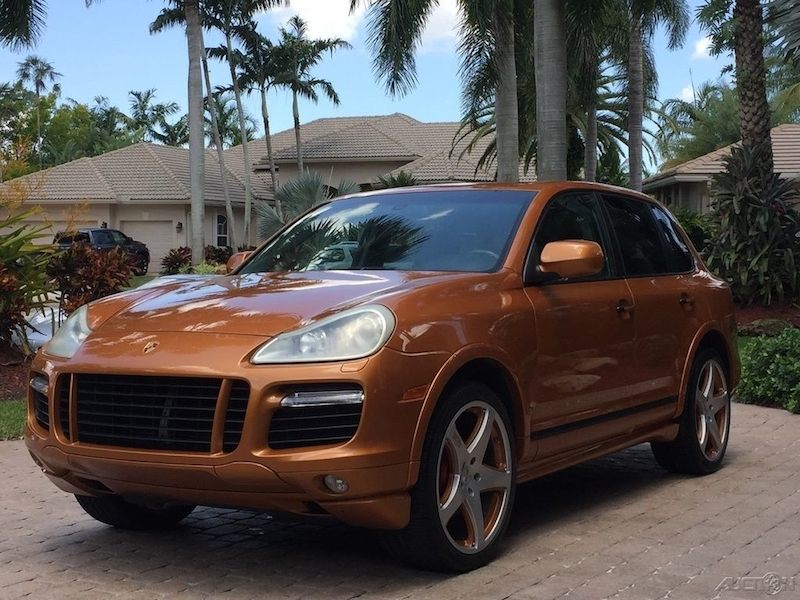 2008 Porsche Cayenne GTS for sale