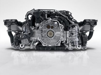 What Makes Porsche's New 3.0 Liter Turbocharged Carrera Engines Special?
