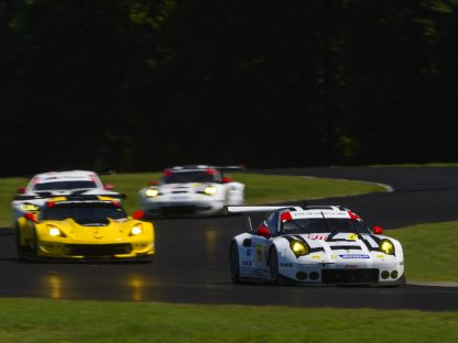 Porsche's Results and Pictures In The IMSA WeatherTech SportsCar Championship at VIR