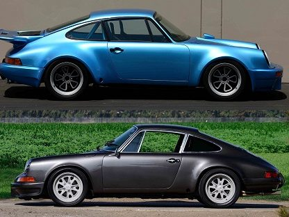 Pair Of Bisimoto Prepped Porsches Selling At Mecum Monterey
