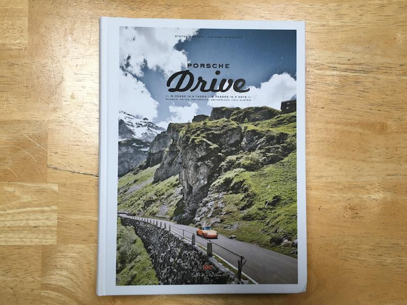 porsche drive book review