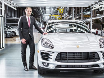 Is an All Electric Macan in Porsche's Future?