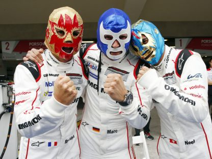 Porsche's Results, Pictures and Video in the WEC at Mexico City