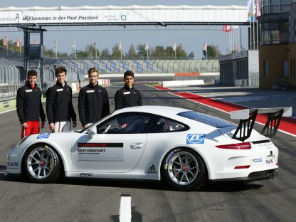 Meet The 4 Porsche Motorsport Junior Finalists for 2017