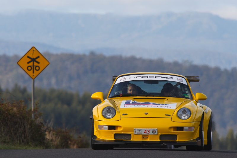 Yellow GT2 Driven By Emily