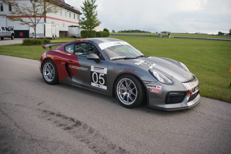 porsche Cayman clubsport for sale
