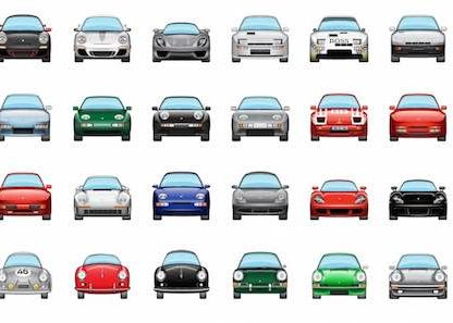 These Porsche Emoji Are Reason Alone To Download iOS 10
