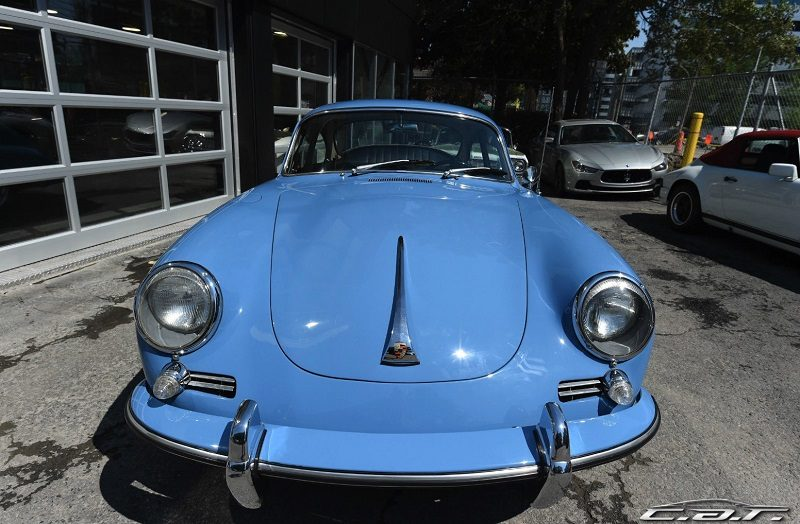 356C Coupe For Sale