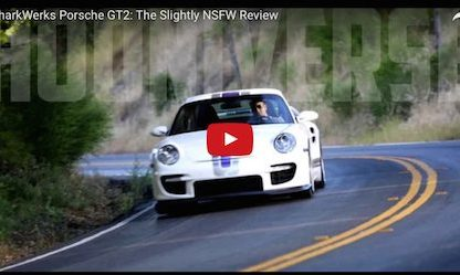 Video: Sharkwerks Tuned 997 GT2 Is Mind Warping Fast
