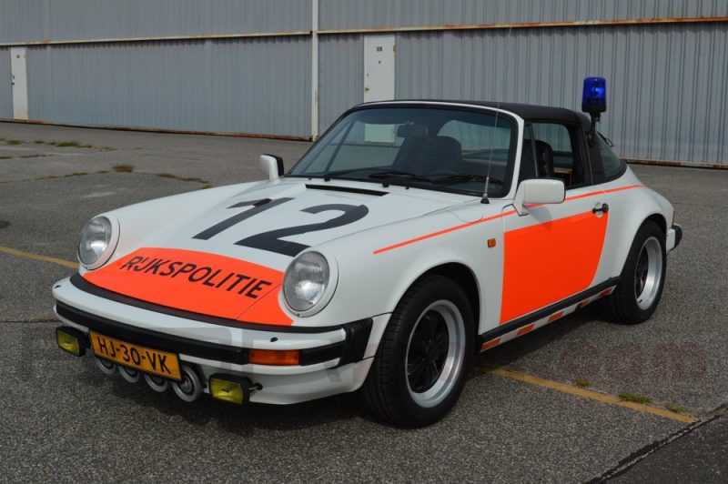 1983-porsche-911-police-car-for-sale