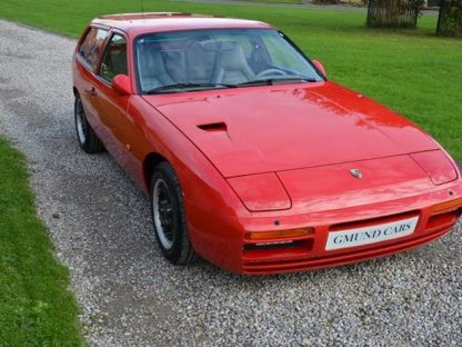 Porsche 924 Station Wagon For Sale