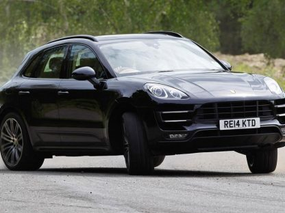 Porsche Issues Recall For Nearly Every Macan Ever Sold in U.S.