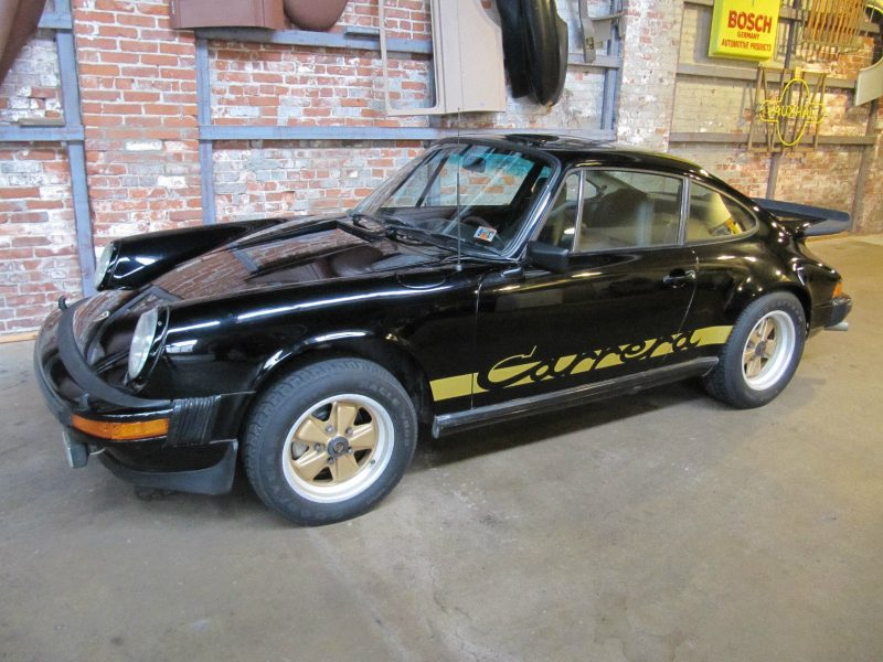 1975 Porsche 911 Carrera for sale