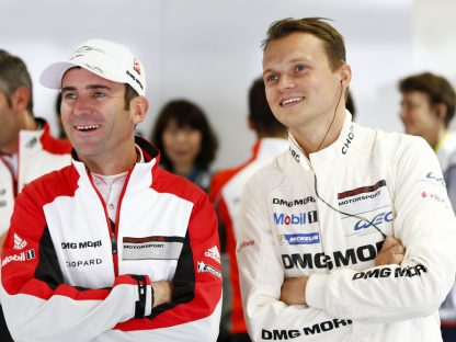 Porsche Makes Surprise Announcement About Marc Lieb And Romain Dumas
