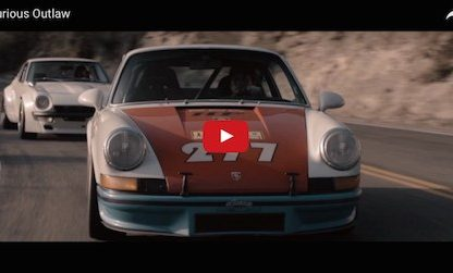 "Magnus Walker Makes A Switch to Datsun in ""Furious Outlaw"""