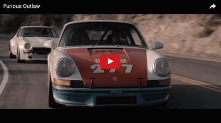 """Porsche Driving School >> Magnus Walker Makes A Switch to Datsun in """"Furious Outlaw ..."""