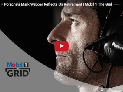 """Racing is a Drug"" – Mark Webber Reflects on Retirement"