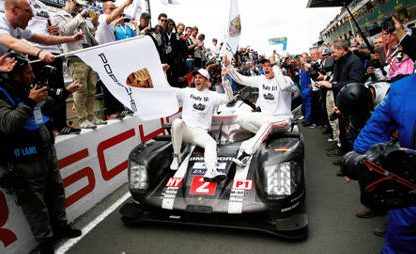 Fifteen for '16: Porsche's Most Significant Moments of 2016