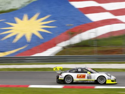 Porsche's Results in the International GT Challenge at the 12 Hours of Sepang