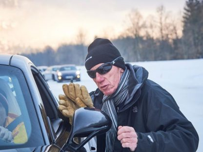 5 Tips For Driving Your Porsche In Winter Conditions From Walter Röhrl