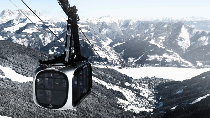 Porsche Design Gondola Winter