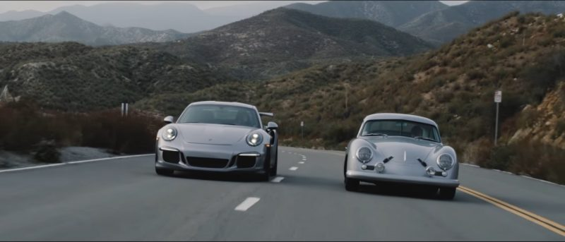 356 and 991 GT3 RS