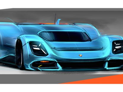 This is What an Updated Porsche 917 Could Look Like