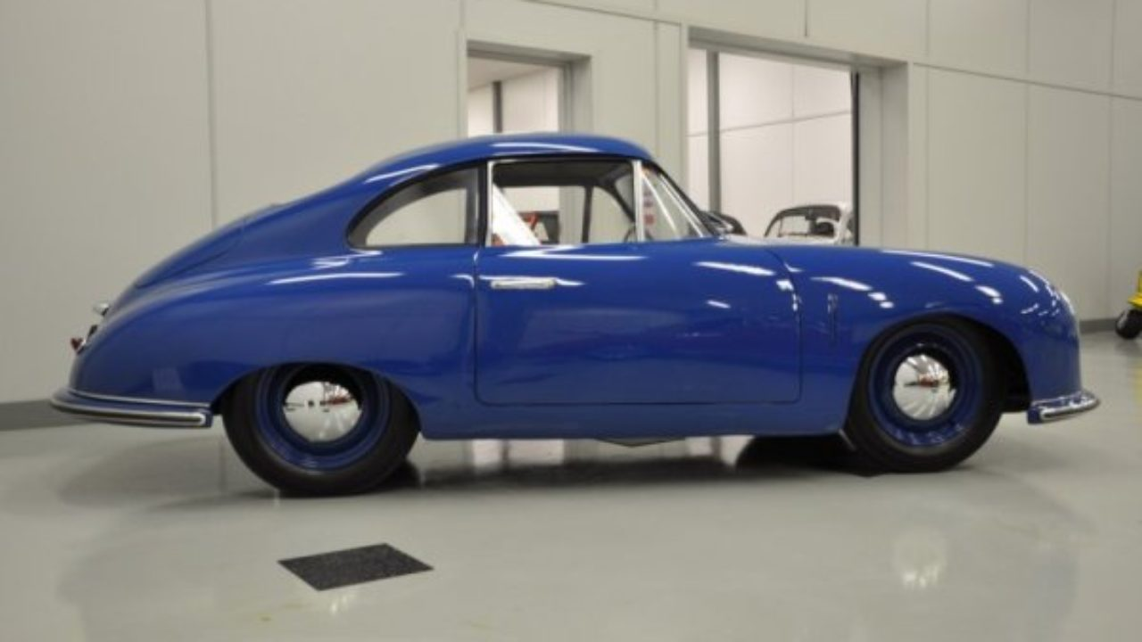 A Brief History of the Porsche 356   Gmünd Coupes and Pre-A 356