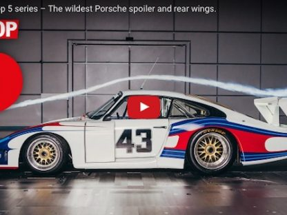 Are These The 5 Best Wings Porsche Has Ever Designed?