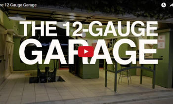 Jack Olsen's 12 Gauge Garage In His Own Words