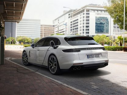Could Supply Chain Trouble Strangle Porsche's Hybrid Panamera Supply?