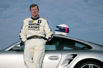 Genius on Wheels: Porsche Honors Walter Röhrl at 70.