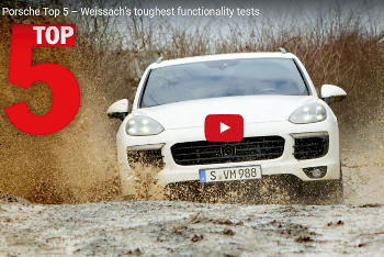 These are Weissach's Top 5 toughest tests.