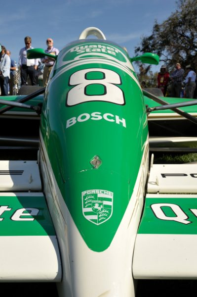 Porsche Indy Car at Amelia Island