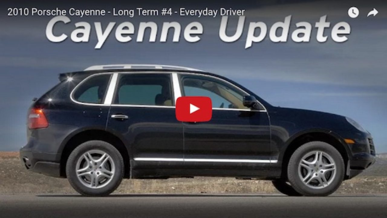 What S It Like To Own A Cayenne Long Term Flatsixes