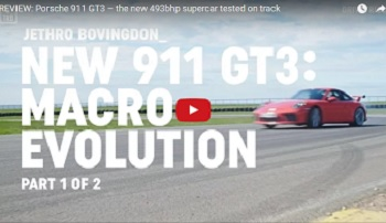 On Track Twice with the new GT3